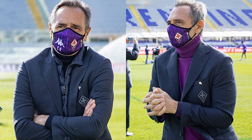 Fiorentina, Prandelli torna nel 'suo' Franchi