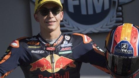 GP Portogallo: trionfa Fernandez in Moto3, Arenas campione