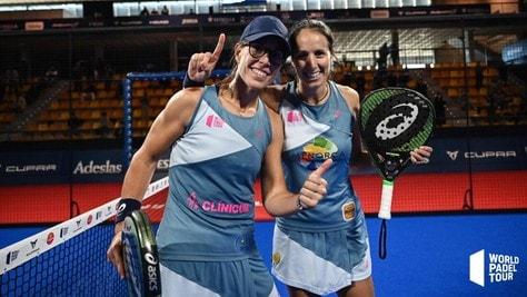 Open di Las Rozas, trionfa la coppia spagnola Gemma Triay-Lucia Sainz