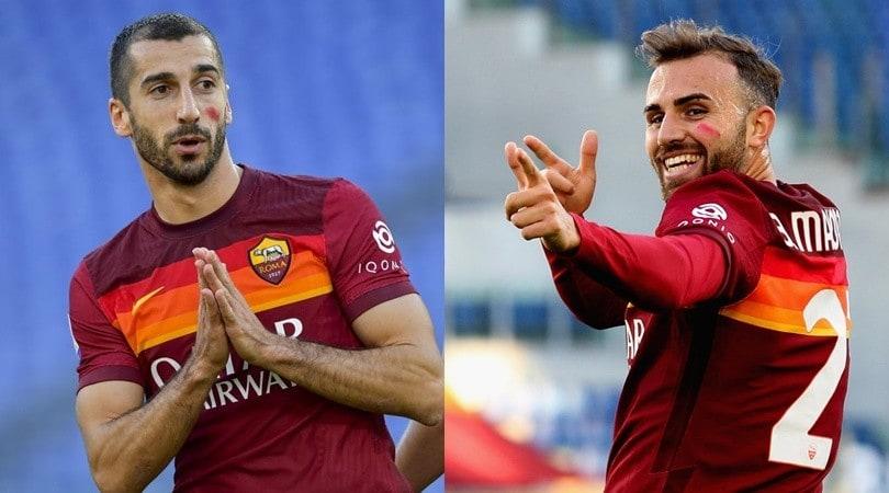 Borja Mayoral e doppietta show di Mkhitaryan: la Roma dà spettacolo!