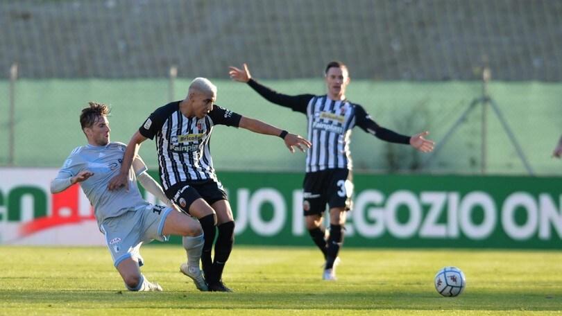 Ascoli-Entella 1-1. Sabiri replica a Mancosu