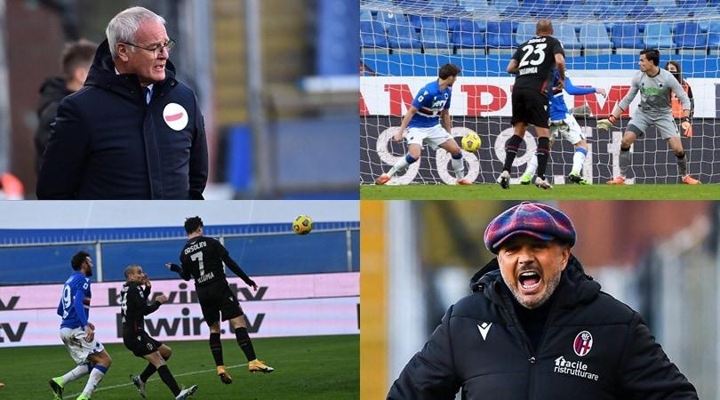 Mihajlovic vola con l'autorete di Regini e Orsolini: che beffa per Ranieri