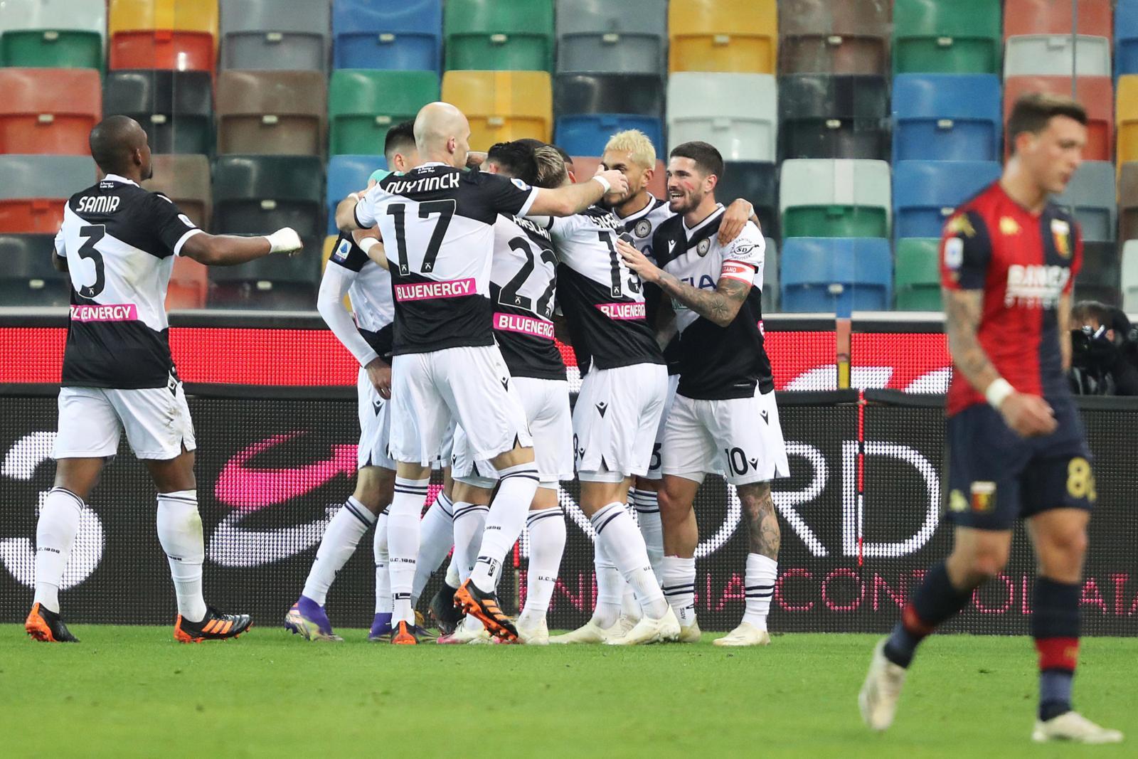 De Paul protagonista: affonda il Genoa e fa respirare l'Udinese