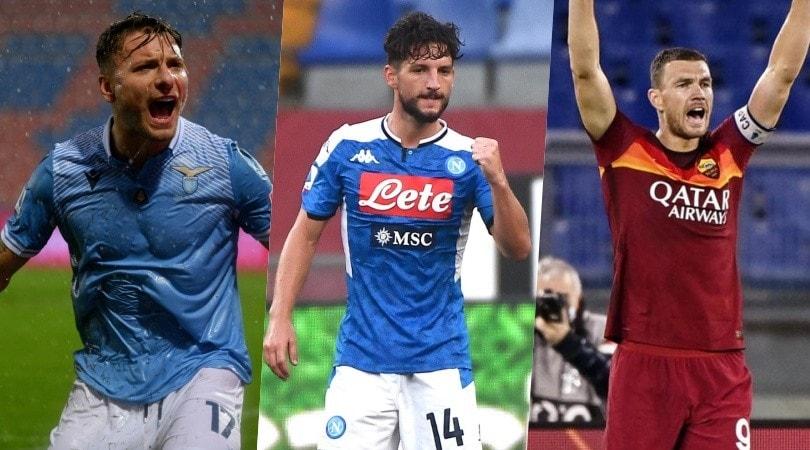 Serie A, i bomber degli ultimi 4 anni: la speciale classifica