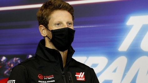 F1 Haas, Grosjean: