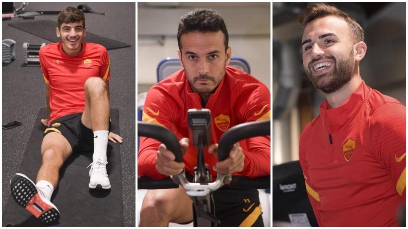 È la Roma, sembra la Roja! Quanta Spagna in giallorosso