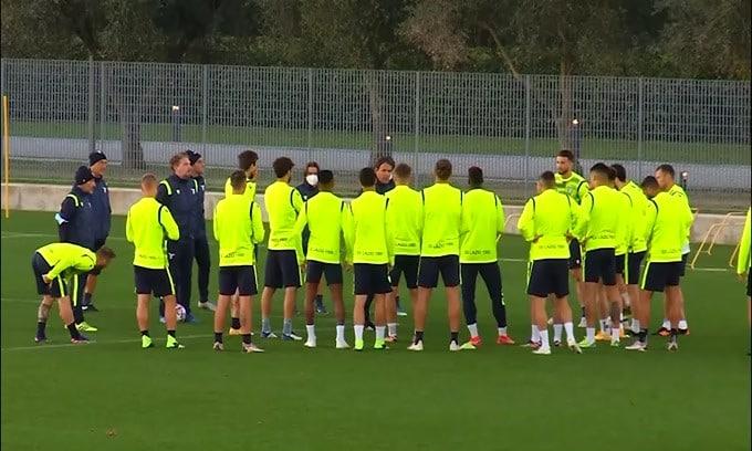 Intensità e attenzione: la Lazio è pronta per lo Zenit