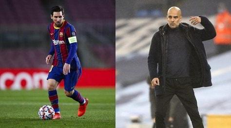 Messi, il piano di Guardiola per convincerlo a firmare con il City