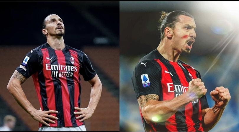 """Il solito Ibrahimovic sui social: """"Volete vincere? Schierate 11 Zlatan"""""""