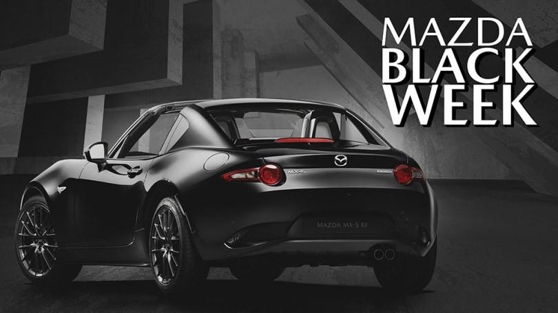 """Black Friday, la """"Black Week"""" di Mazda propone sconti sulla manutenzione ordinaria"""
