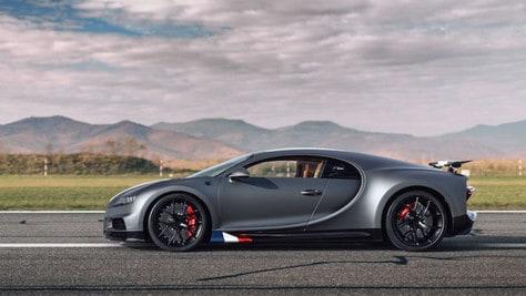 Bugatti Chiron Sport Les Légendes du Ciel, 20 esemplari tributo agli eroi del secolo scorso