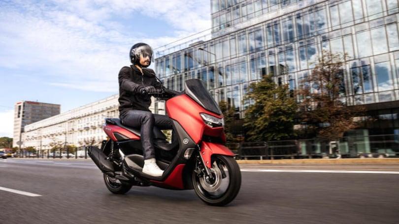 Yamaha, guida in città più semplice con i nuovi scooter