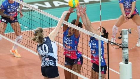 Novara batte Kazan nella prima di Champions