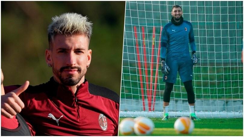 Milan: non c'è Ibrahimovic, ma i sorrisi sì