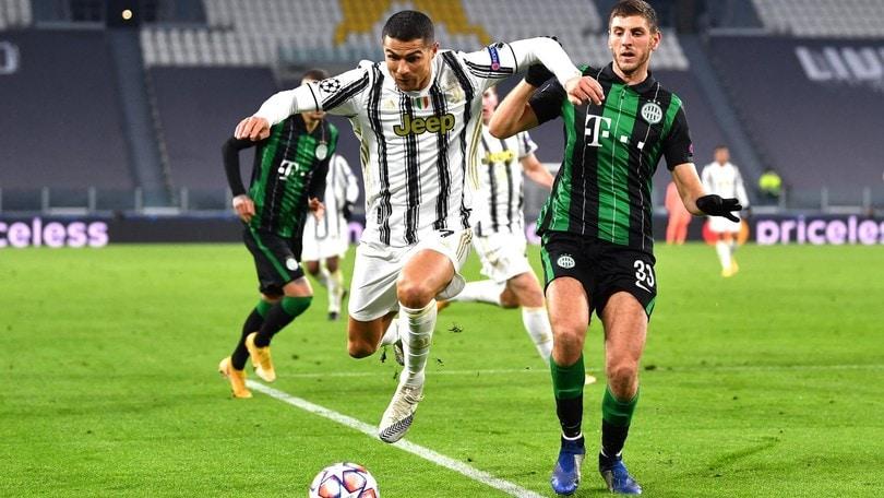 fw9ahkapcdmllm https www corrieredellosport it news calcio champions league 2020 11 24 76761524 juventus ferencva ros 2 1 il tabellino