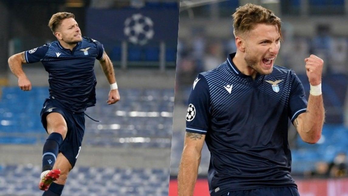 I  biancocelesti fanno festa all'Olimpico: battuto lo Zenit 3-1 con doppietta di Ciro e gran gol di Parolo