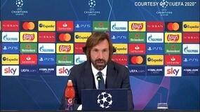 """Pirlo: """"A Dybala mancano forza nelle gambe e lucidità"""""""