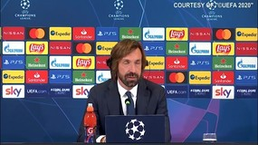 "Pirlo esalta De Ligt: ""É un capitano già a 20 anni"""