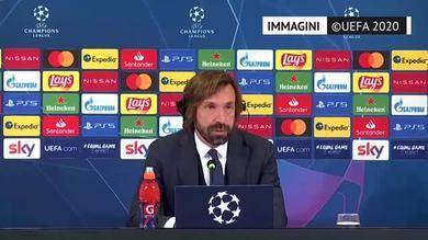 """Pirlo: """"Dybala? Buona partita, ma gli mancano ancora forza e lucidità"""""""