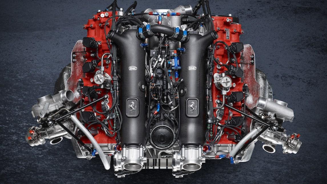 Ferrari 488 GT Modificata, un gioiello da 700 cv IMMAGINI