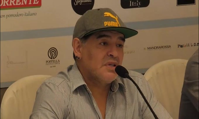 Il mondo piange Maradona: addio all'ex Pibe de Oro