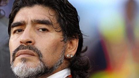 Addio a Diego Armando Maradona VIDEO