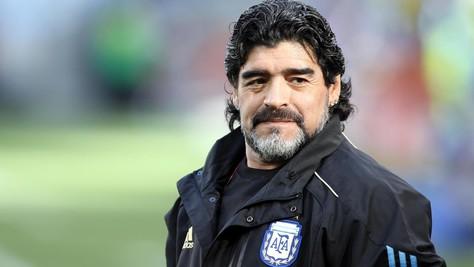 Per Maradona minuto di silenzio in Serie A, Champions ed Europa League