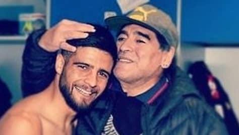 """Maradona, la lettera di Insigne: """"Grazie di tutto, ti ameremo per sempre"""""""