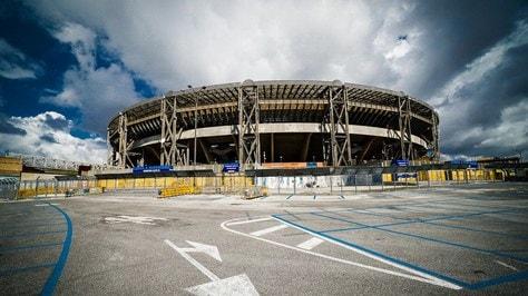 """Stadio Diego Armando Maradona"": la proposta di De Laurentiis"