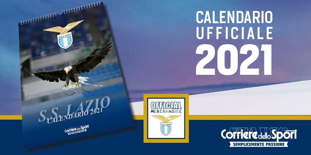 Il Calendario Ufficiale Della Ss Lazio In Edicola