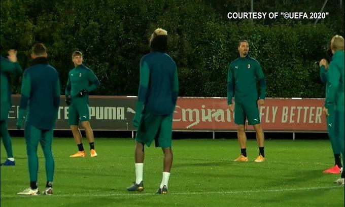 Ibrahimovic tra i favoriti per il titolo di capocannoniere
