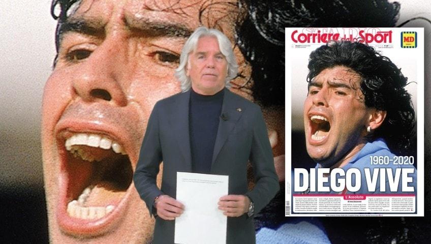 Maradona, le parole che avrei voluto dire