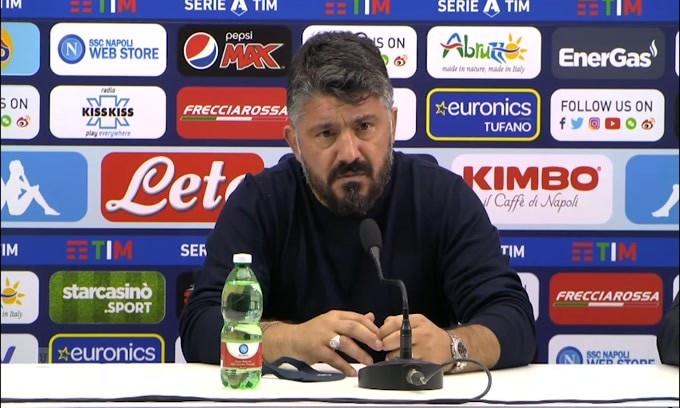 """Gattuso: """"Dobbiamo giocare con il pepe al c**o"""""""