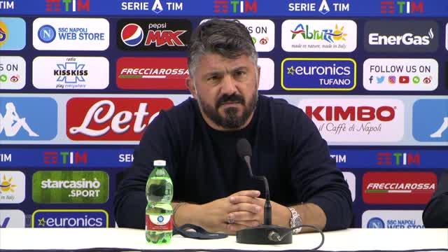"""Gattuso, Diego e Covid: """"C'è aria di lutto, ma bisogna stare attenti"""""""