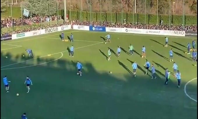Lazio, Luiz Felipe si allena con il gruppo