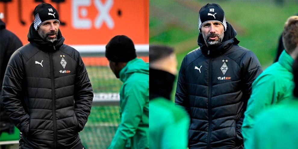 Borussia Monchengladbach, Rose prepara la sfida all'Inter
