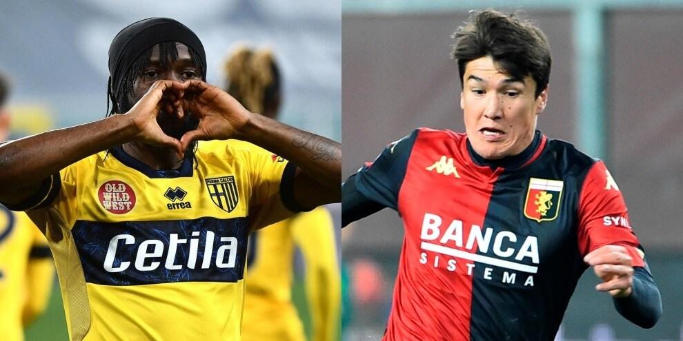 Gervinho stende il Genoa: primo gol in Serie A per Shomurodov