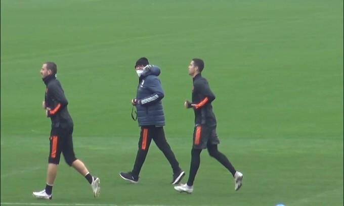 Juve, riecco Cristiano Ronaldo e Bonucci
