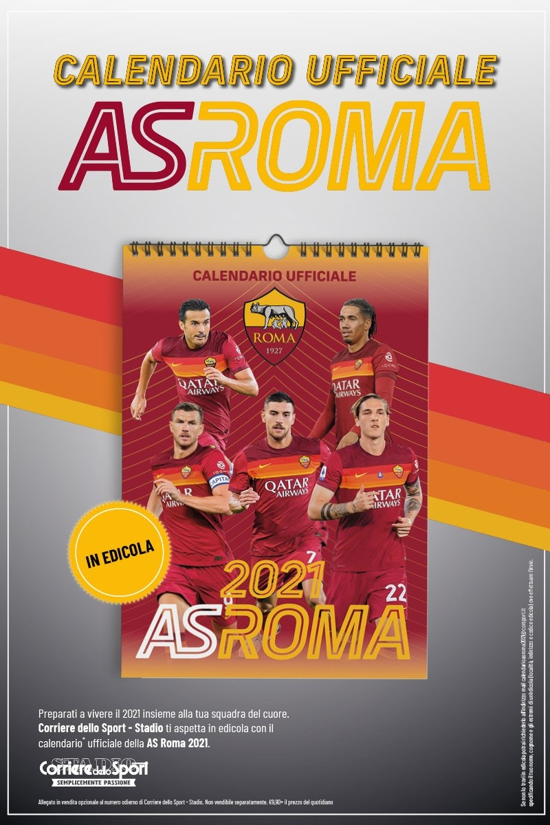 Calendario Ufficiale As Roma