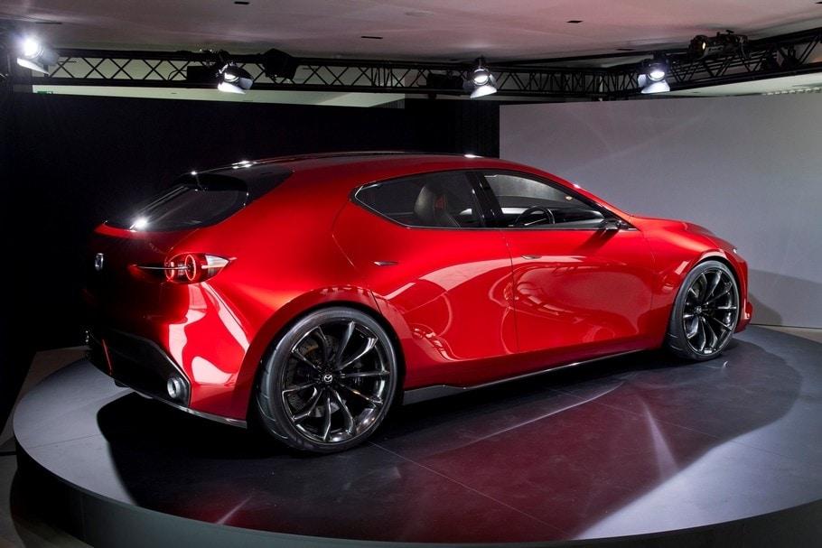 Mazda Concept KAI
