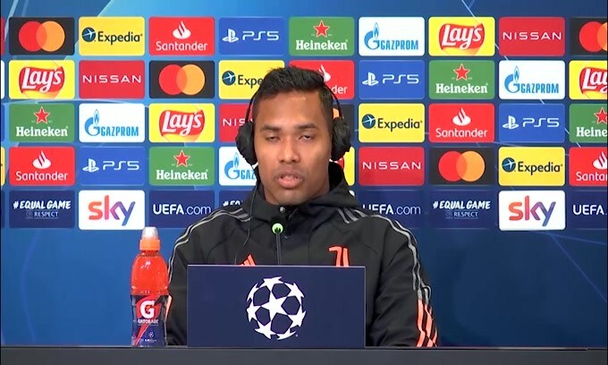 "Alex Sandro: ""A questa Juve mancano i risultati"""