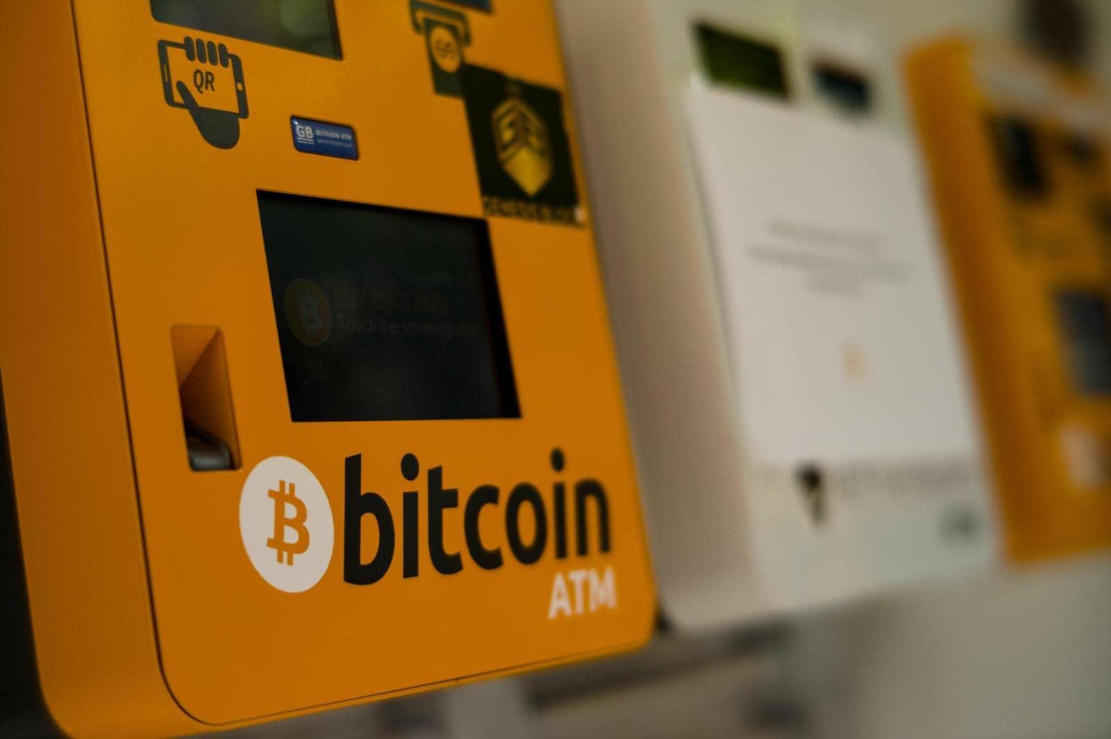 bitcoin atm a sognare mercato