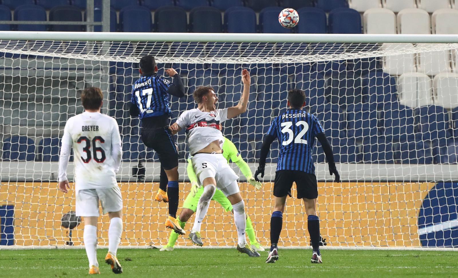 Atalanta-Midtjylland, difensori bomber: a Scholz risponde Romero