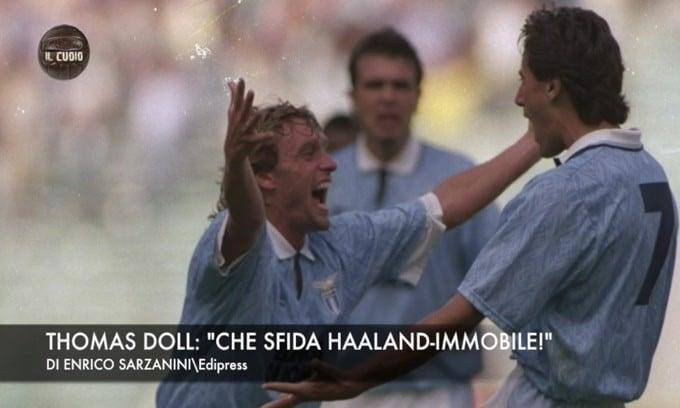 """Thomas Doll: """"Che sfida tra Immobile e Haaland!"""""""