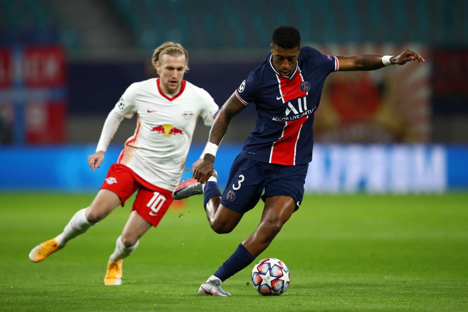 Kimpembe blocca il Manchester United: non vuole lasciare il Psg