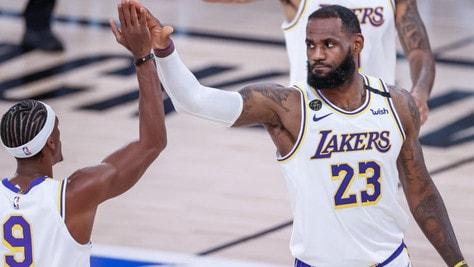 LeBron James rinnova con i Lakers: altri due anni e 85 milioni di dollari