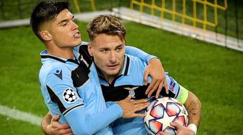 """Immobile: """"Lazio sempre vogliosa di vincere. Mai avuto paura"""""""