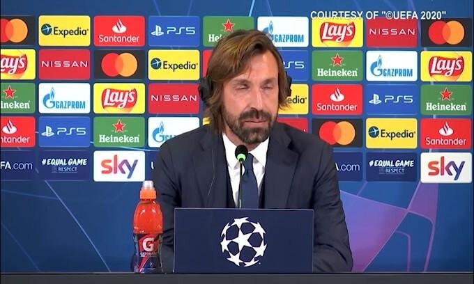 """Pirlo non si arrende: """"A Barcellona per vincere"""""""