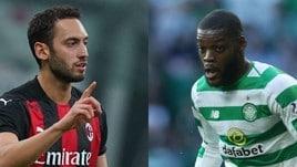 Diretta Milan-Celtic ore 18.55: dove vederla in tv, in streaming e probabili formazioni