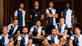 Sampdoria, contro il Milan in campo con una maglia speciale
